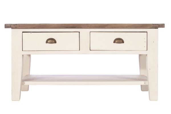 Salcombe 2drw Coffee Table